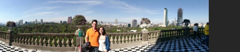Chapultepec Castle, Mexico City