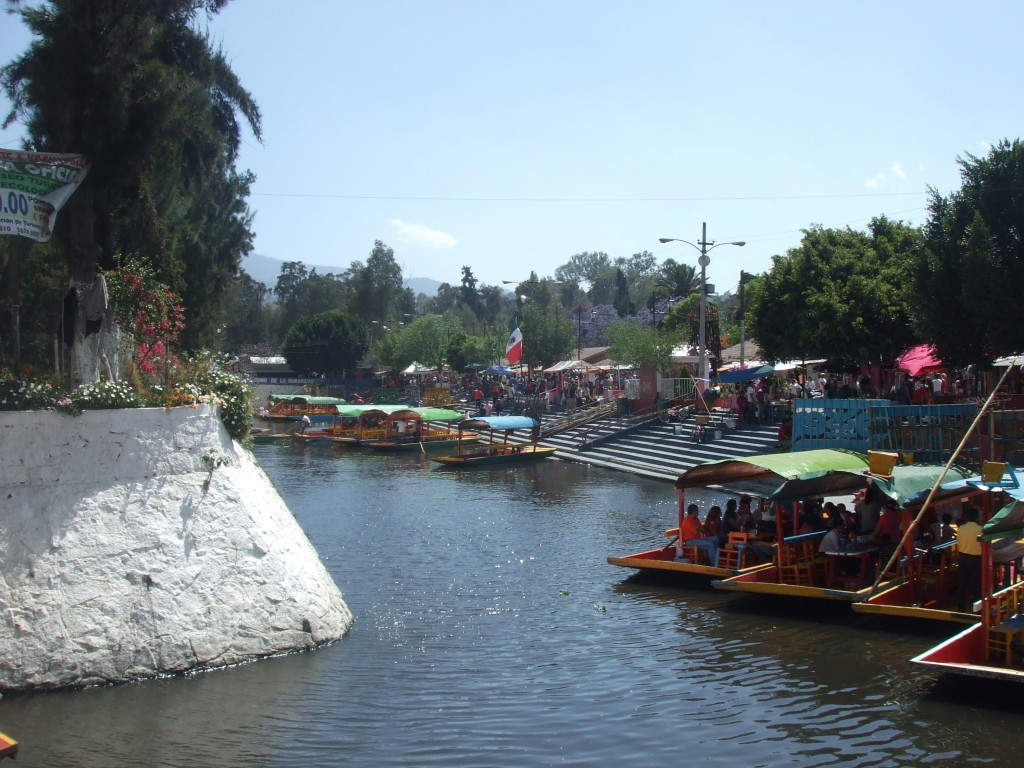 Bienvenidos a Xochimilco